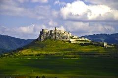 Castelo de Spis Fotos de Stock