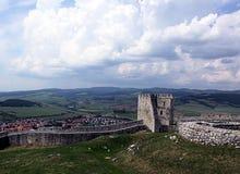 Castelo de Spis Fotografia de Stock