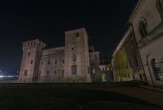 Castelo de St George em Mantua Fotografia de Stock