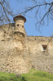 Castelo de Stara Lubovna Foto de Stock