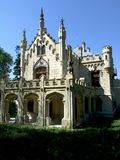 Castelo de Sturdza Foto de Stock