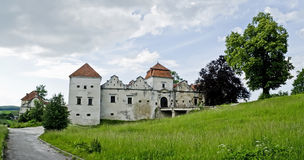 Castelo de Svirzh Fotografia de Stock