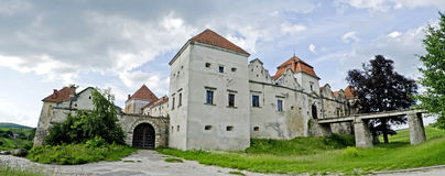 Castelo de Svirzh Imagem de Stock