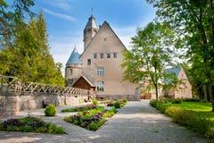 Castelo de Taagepera em Estônia Fotos de Stock Royalty Free