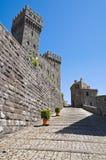 Castelo de Torre Alfina. Lazio. Italy. Fotos de Stock Royalty Free