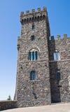 Castelo de Torre Alfina. Lazio. Italy. Imagens de Stock