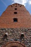 Castelo de Trakai Imagens de Stock Royalty Free