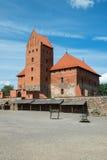 Castelo de Trakai Fotos de Stock