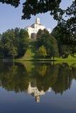 Castelo de Trakoscan Imagens de Stock
