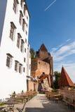 Castelo de Trausnitz Foto de Stock Royalty Free