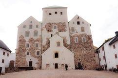 Castelo de Turku Fotografia de Stock