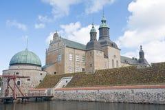 Castelo de Vadstena Fotos de Stock Royalty Free