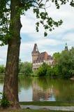 Castelo de Vajdahunyad Fotografia de Stock