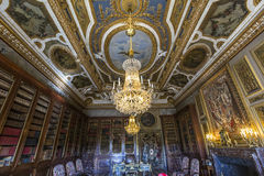 Castelo de Vaux le vicomte, Maincy, França Fotografia de Stock Royalty Free