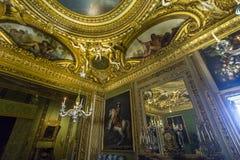 Castelo de Vaux le vicomte, Maincy, França Foto de Stock Royalty Free