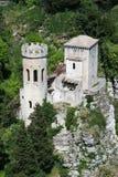 Castelo de Venere Fotos de Stock Royalty Free