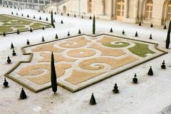 Castelo de Versalhes Imagem de Stock Royalty Free