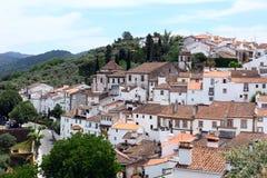 Castelo de Vide, Alentejo, Portugal Royalty Free Stock Photo