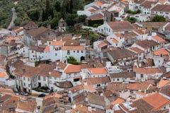 Castelo de Vide, l'Alentejo, Portogallo Immagine Stock Libera da Diritti