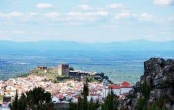 Castelo de Vide village, north of Alentejo region Royalty Free Stock Photos