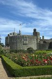 Castelo de Walmer Fotos de Stock Royalty Free