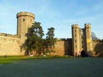 Castelo de Warwick no Reino Unido Imagem de Stock