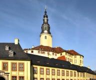 Castelo de Wessenstein Foto de Stock