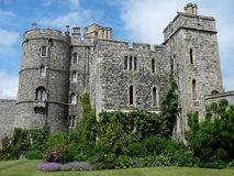 Castelo de Windsor Foto de Stock