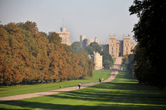 Castelo de Windsor Fotos de Stock