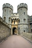 Castelo de Windsor, Inglaterra, grande Fotos de Stock Royalty Free