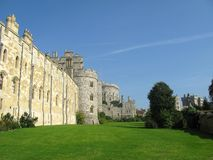 Castelo de Windsor, Londres Fotografia de Stock