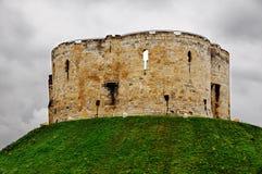 Castelo de York Foto de Stock Royalty Free
