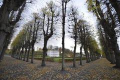 Castelo Dinamarca Helsingor de Marienlyst imagens de stock royalty free