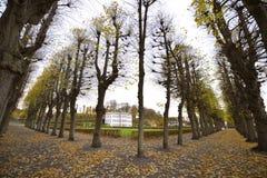 Castelo Dinamarca Helsingor de Marienlyst fotos de stock royalty free