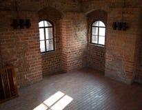Castelo do apartamento Imagens de Stock