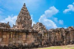 Castelo do arenito de Phanomrung Imagens de Stock