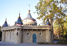 Castelo do conto de fadas Fotografia de Stock