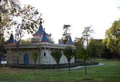 Castelo 2 do conto de fadas Fotografia de Stock Royalty Free