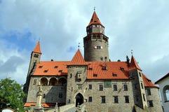 Castelo do conto de fadas Foto de Stock Royalty Free