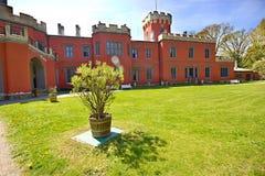 Castelo do conto de fadas Imagem de Stock Royalty Free