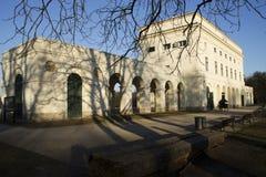 Castelo do conto de fadas Fotos de Stock Royalty Free