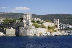 Castelo do cruzado Fotos de Stock Royalty Free