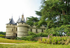 Castelo do Fairy-tale fotos de stock