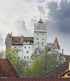 Castelo do farelo Imagens de Stock Royalty Free