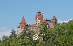 Castelo do farelo, Romania Foto de Stock Royalty Free