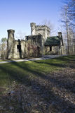 Castelo do latifundiário imagem de stock