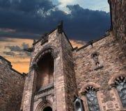 Castelo do mistério Imagens de Stock Royalty Free