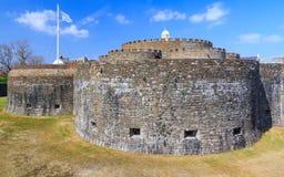 Castelo do negócio fotografia de stock royalty free