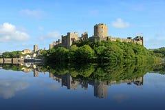 Castelo do Pembroke Imagens de Stock Royalty Free