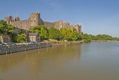 Castelo 1 do Pembroke Imagem de Stock Royalty Free